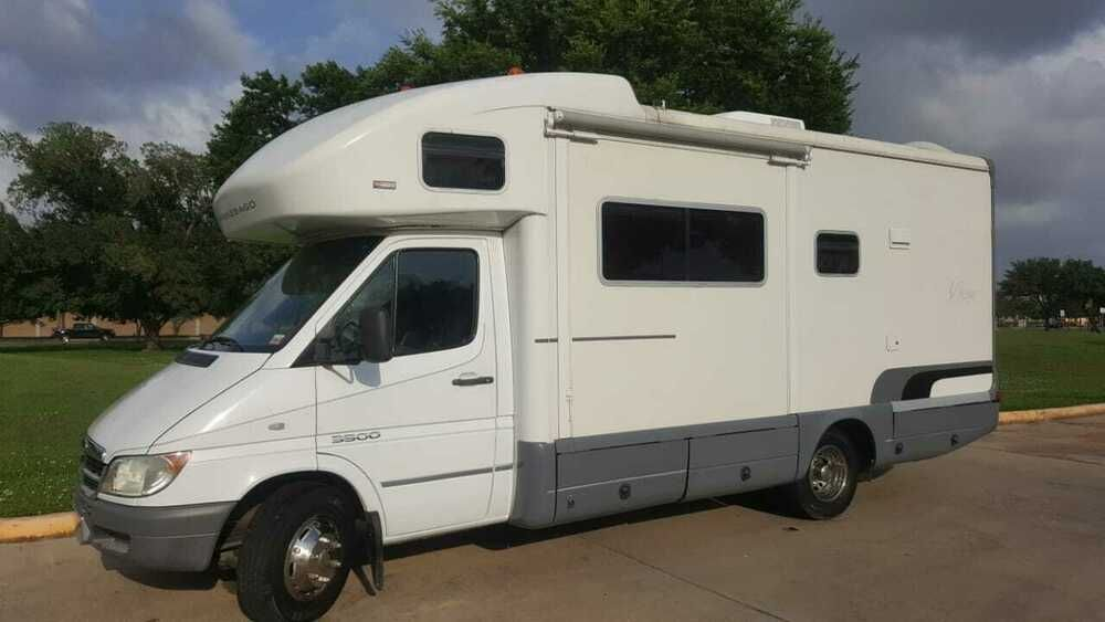 2006 Dodge Sprinter 3500 Mercedes Recreational Vehicles Diesel