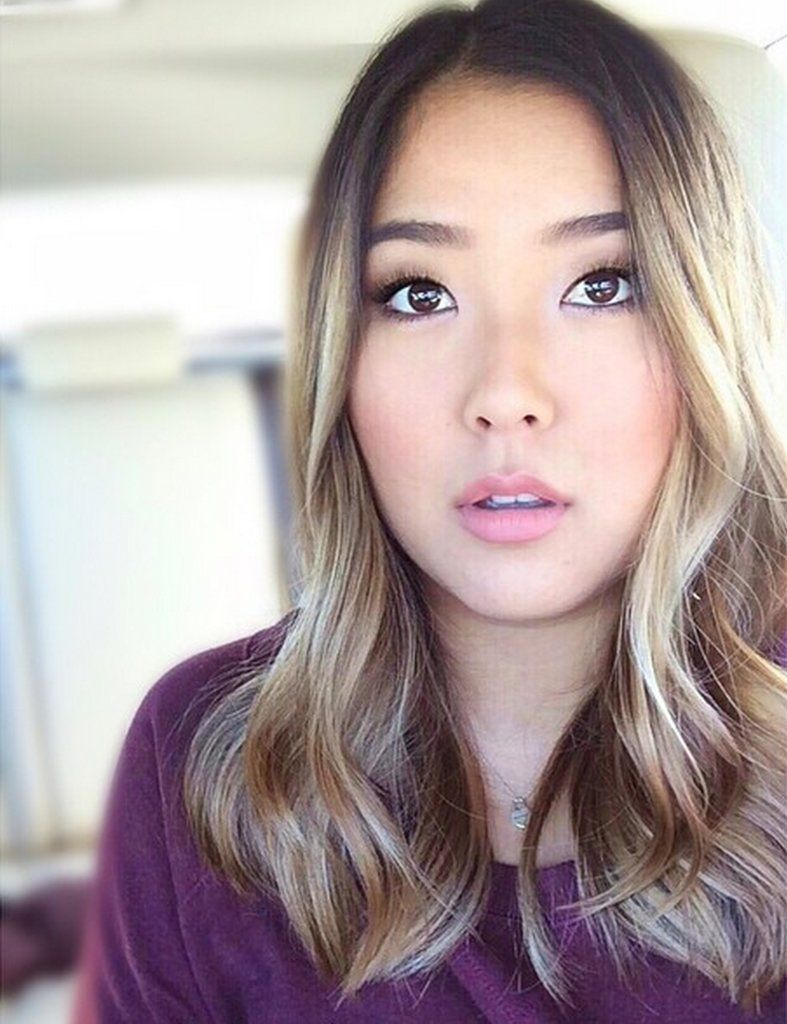 here's why all your asian girlfriends are going blond | blond