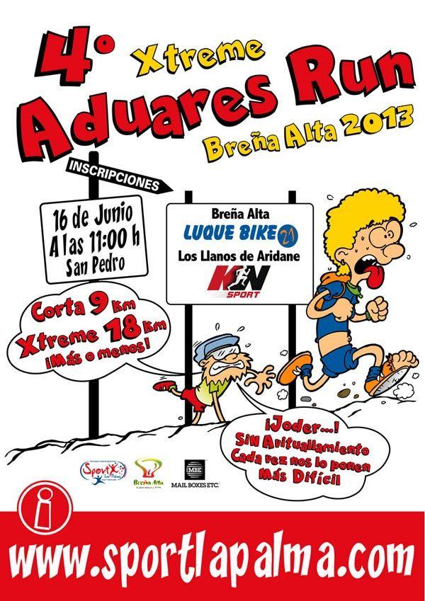 IV edición de Aduares Run Xtreme Breña Alta 2013