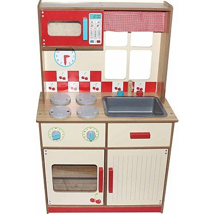 George Home Deluxe Kitchen Kids George At Asda George Home
