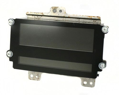 2009-2014 Nissan Murano Display Screen w Orange Color Display Part 280901AA0A #displayscreen