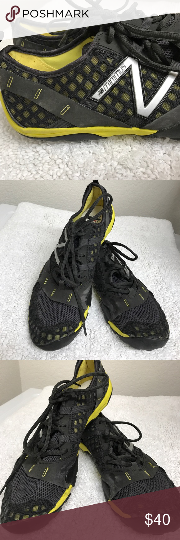 5942f0a3a9f New balance minimus men s shoes size 10.5 Great shoes that has some used  with minor dirt noted that can be possibly just wash.Has minor scratches on  the ...