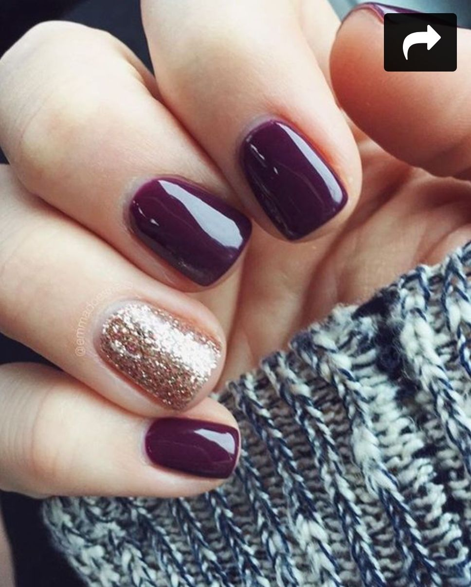 Same color as my nails today! | My Style | Pinterest | Makeup, Hair ...
