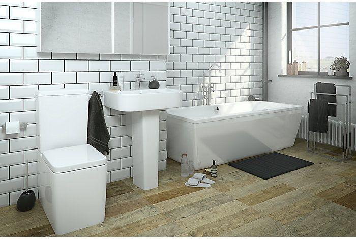 Lana Bathroom Ranges Bathroom Rooms Diy At B Q Bathroom Suites Room Diy Bathroom Design