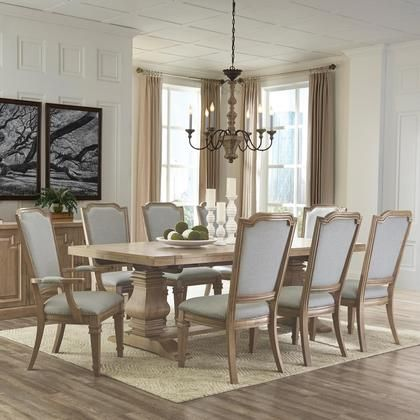 Donny Osmond Home 180201Set Florence Series Casual Dining Room Magnificent Casual Dining Room Sets Inspiration Design