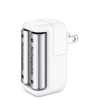 This Battery Charger Is Highly Efficient In Recharging Aa Batteries Its Intelligent Power Management Sy Mac Accessories Battery Charger Rechargeable Batteries
