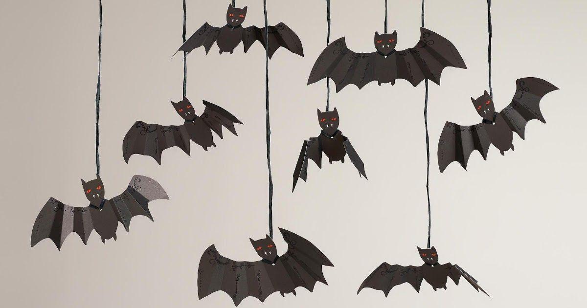 Bats Decor Prextex