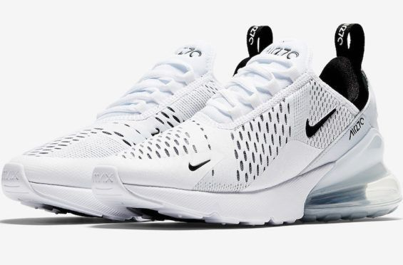 new arrival bceba b0d52 Release Date  Nike Air Max 270 White Black  Sneakers