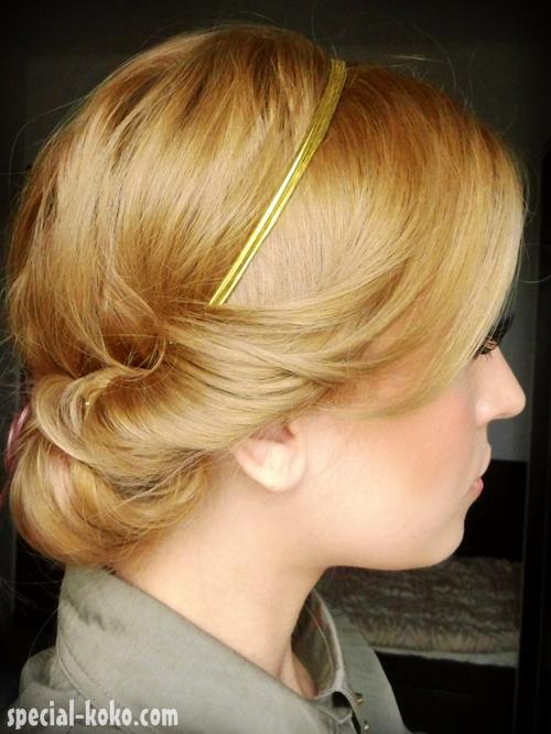 Special Koko - Make-up, beauty & fashion!: Tutorial. love the hair!