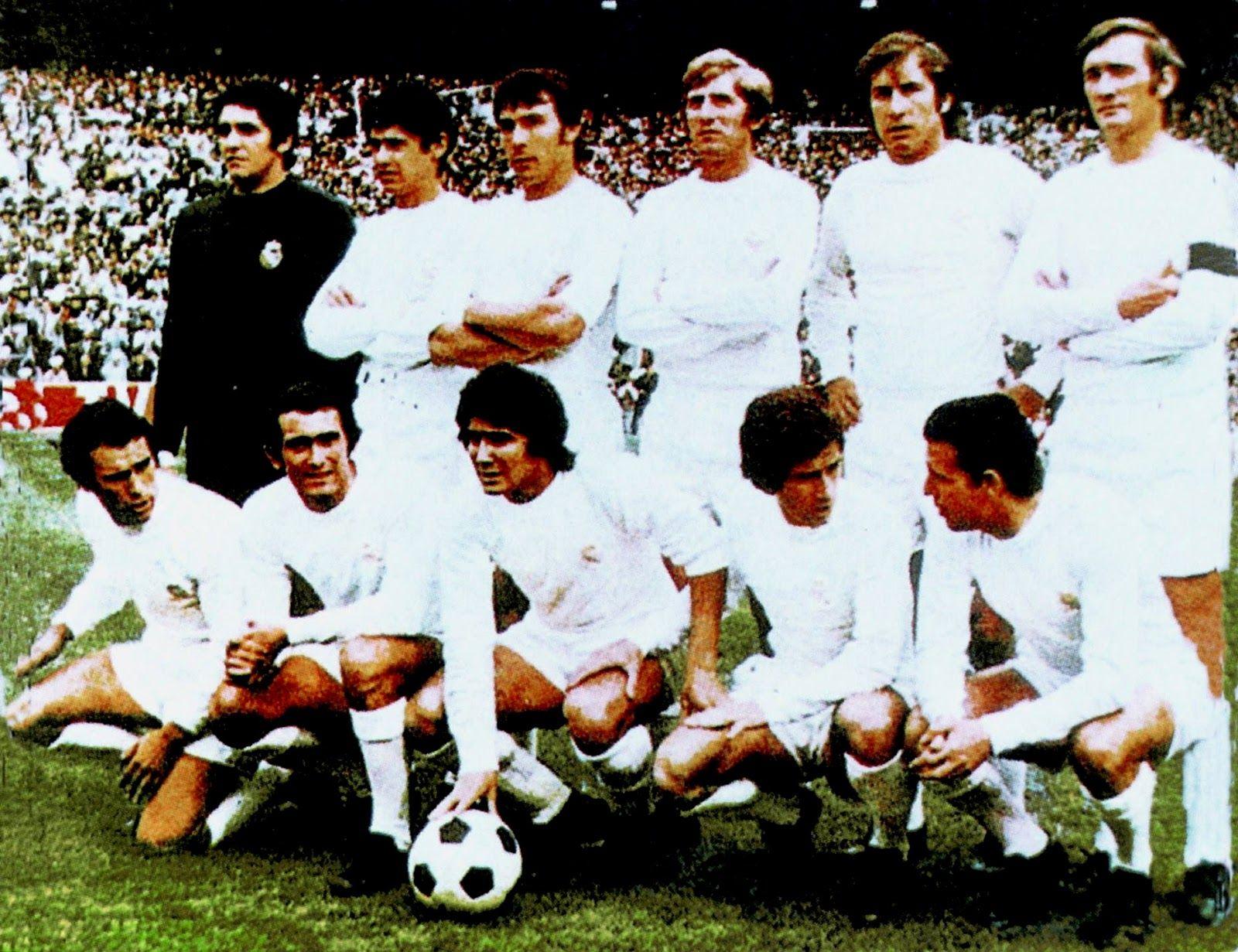 REAL MADRID 1970-1980 | Leyendas blancas | Real Madrid ...
