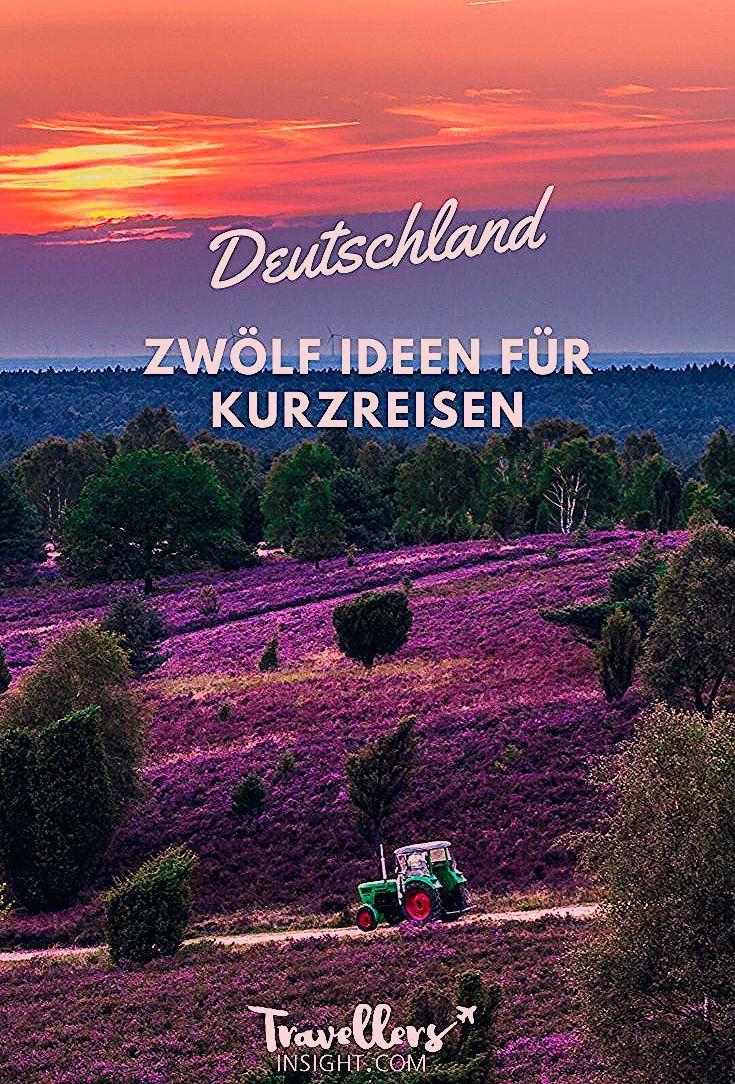 Photo of Kurzurlaub in Deutschland: Die 12 schönsten Orte