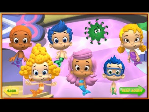 Bubble Guppies Full Episodes Bubble Guppies Episodes Game