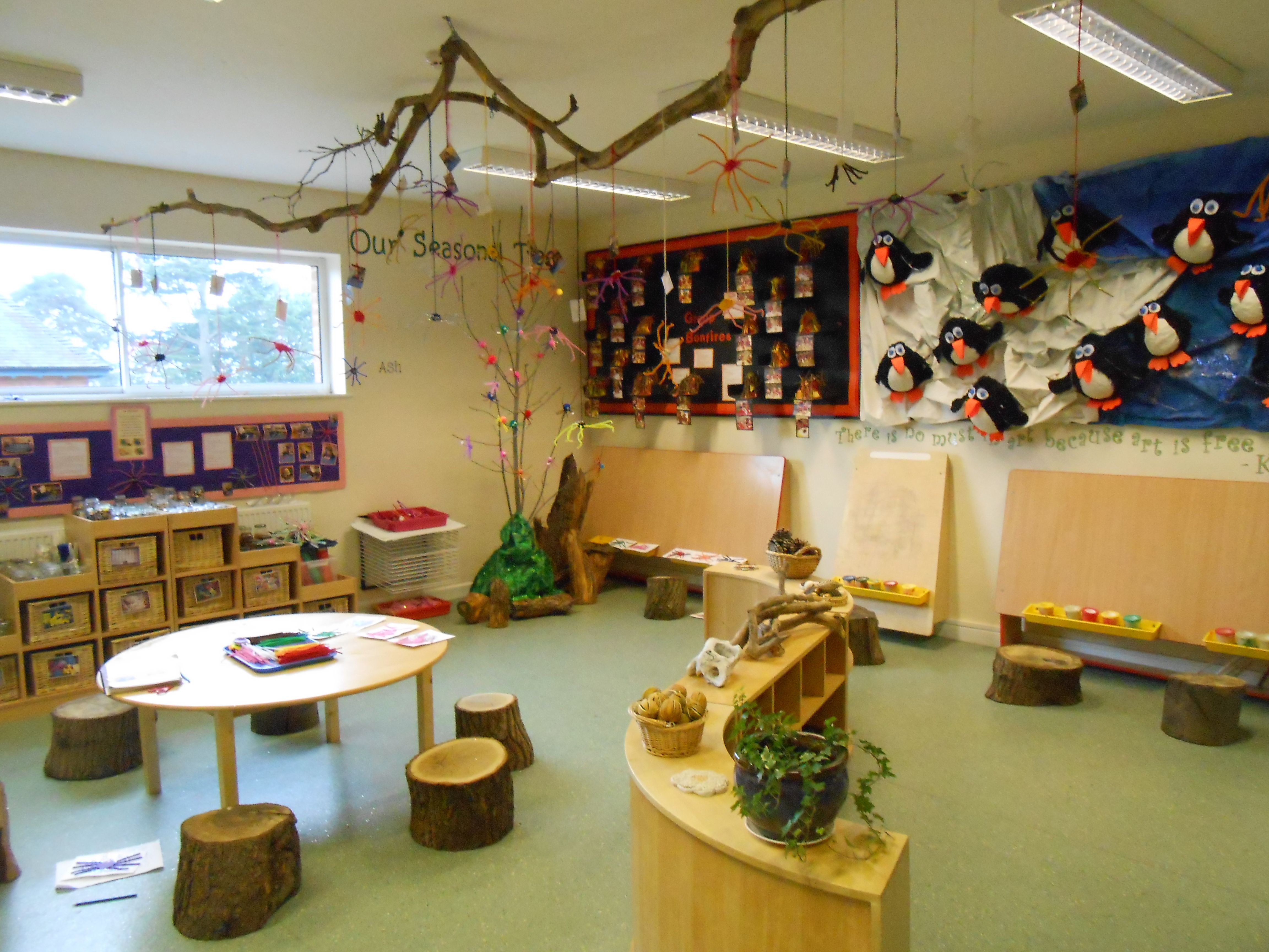 Classroom Environment Design : Reggio inspired creative studio pinned by lynn young