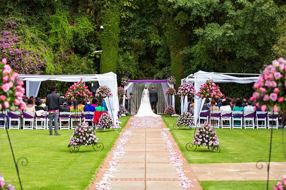 Wedding Decor Ideas In Kenya