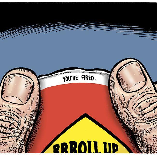 Moudakis: Roll up the rim.