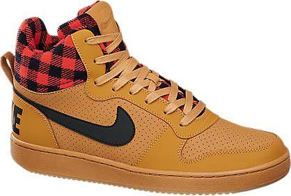 Von Nike Borough Punktet Mit Einem Cut Der Court Braune Mid WorCedxB