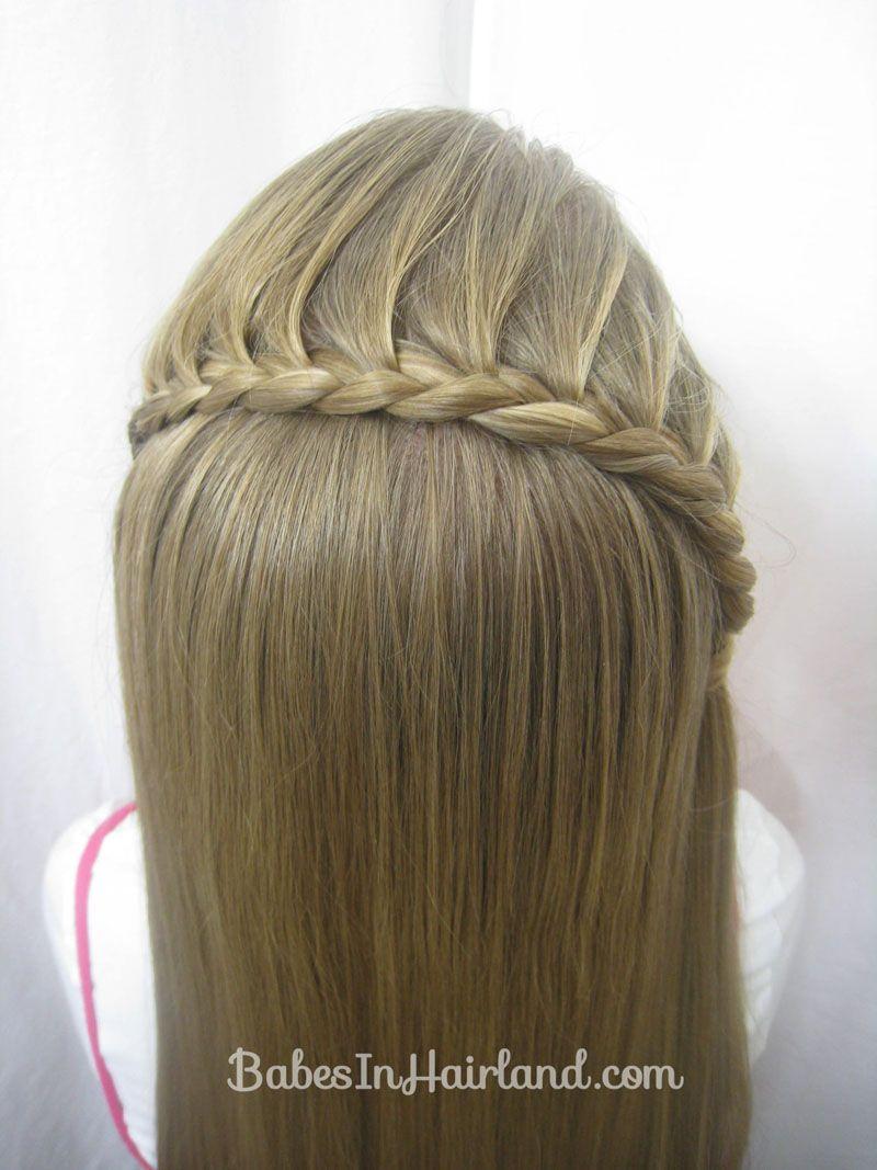 Lace braid headband beautiful pinterest lace braid toddler