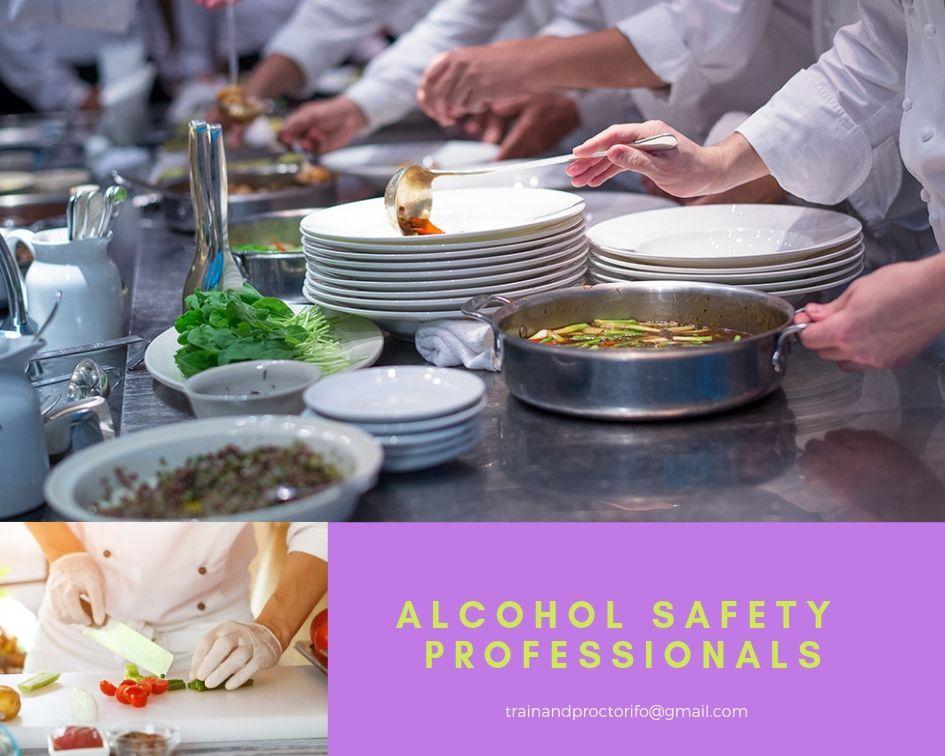 Registered ServSafe Proctors Food safety training, Safe
