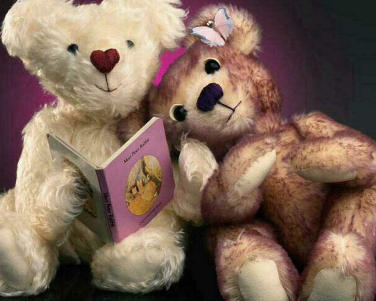 Love Teddy Bear Wallpaper 27 Free Download 1280x1024 Pixel In Others