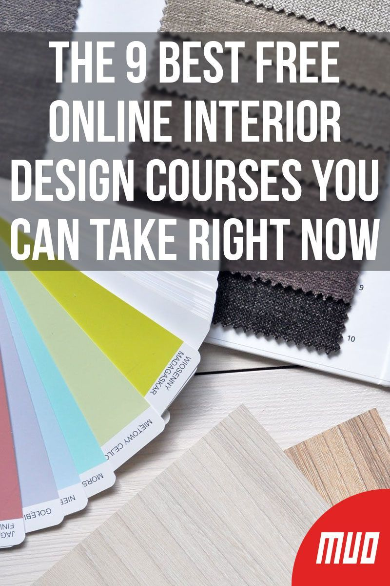 The 9 Best Free Online Interior Design Courses You Can Take Right Now