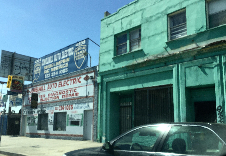 South LA