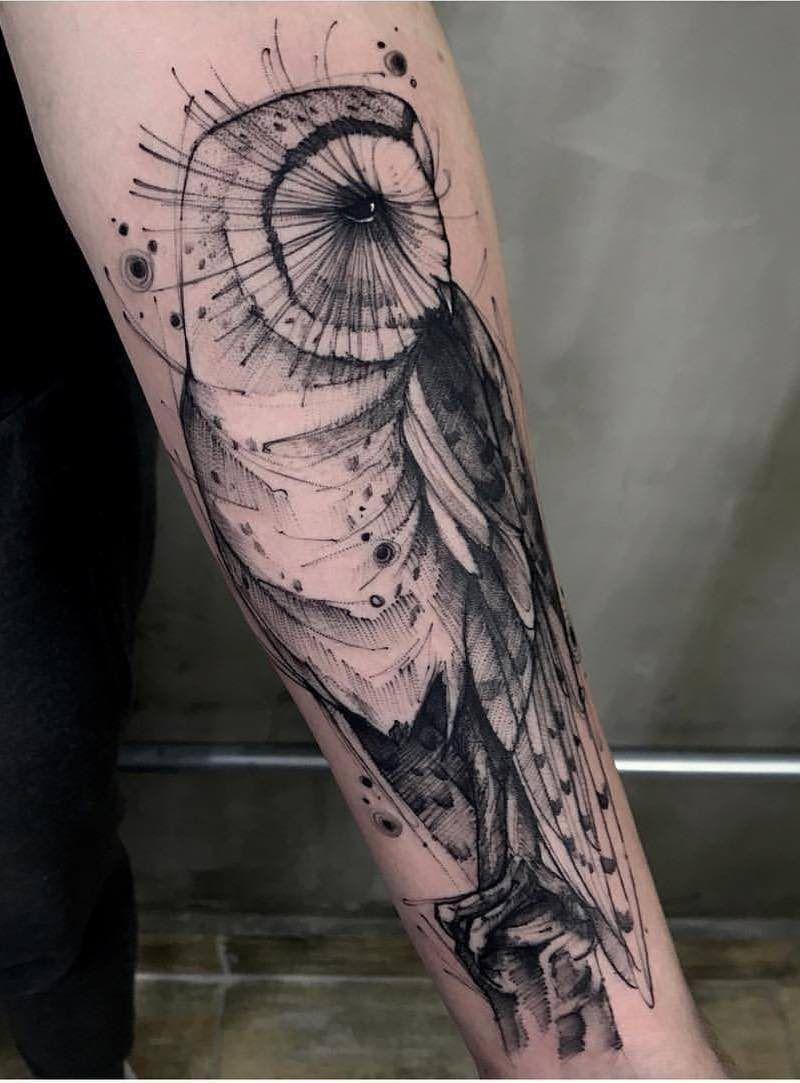 Owl Tattoos Tattoo Insider Tattoos Owl Tattoo Barn Owl Tattoo
