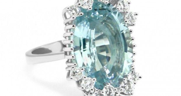 aquamarine engagement rings tiffany's | Jewellery.PicturesKlix.Com