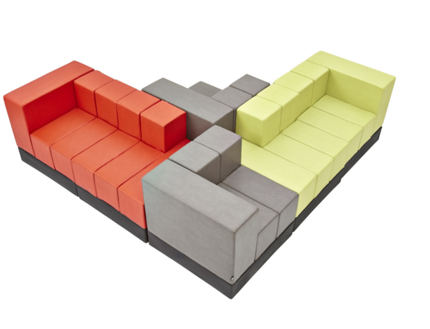 Marvelous Sectional Furniture Thatu0027ll Turn Your Living Room Into An Enormous Game Of  Tetris.