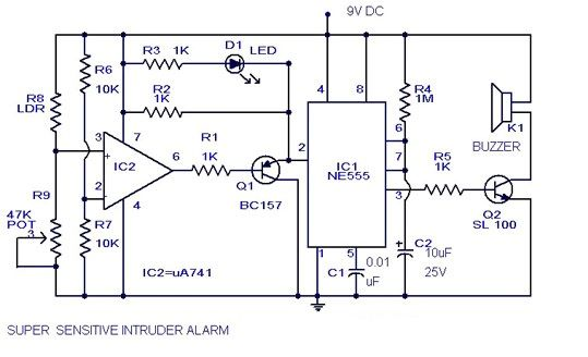 Cb E C D Dad B C A Bd on Electric Continuity Tester Circuit Diagram
