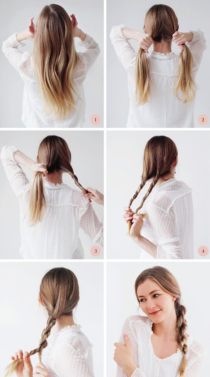 The Best And Easiest Hairstyles Ideas For The Job Quick Easy