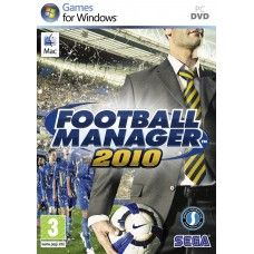 Football Manager 2010 for PC/Mac from Sega
