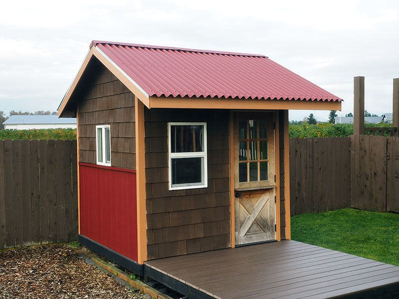 Pin By Onduline North America Inc On Backyard Projects With Ondura Shed Roofing Backyard Projects