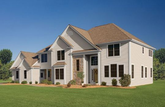 Country Beige Craneboard 7 With Country Beige Trim And Stone Accents Parade Of Homes Design Your Home House Styles