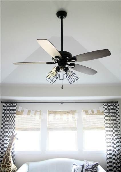 Give your ceiling fan a makeover with this diy ceiling fans give your ceiling fan a makeover with this diy aloadofball Image collections