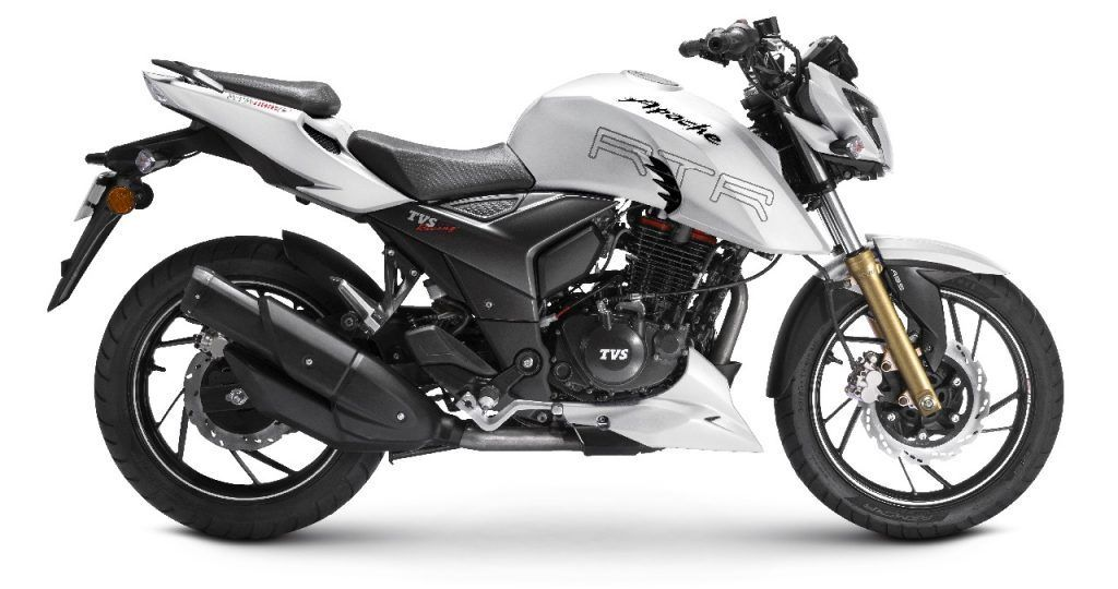 Tvs Apache Rtr 200 4v Abs Launched At Inr 1 07 485 Recap Abs