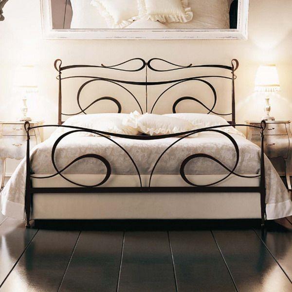 Muebles en hierro forjado | Decoracionia.net | camas | Pinterest ...