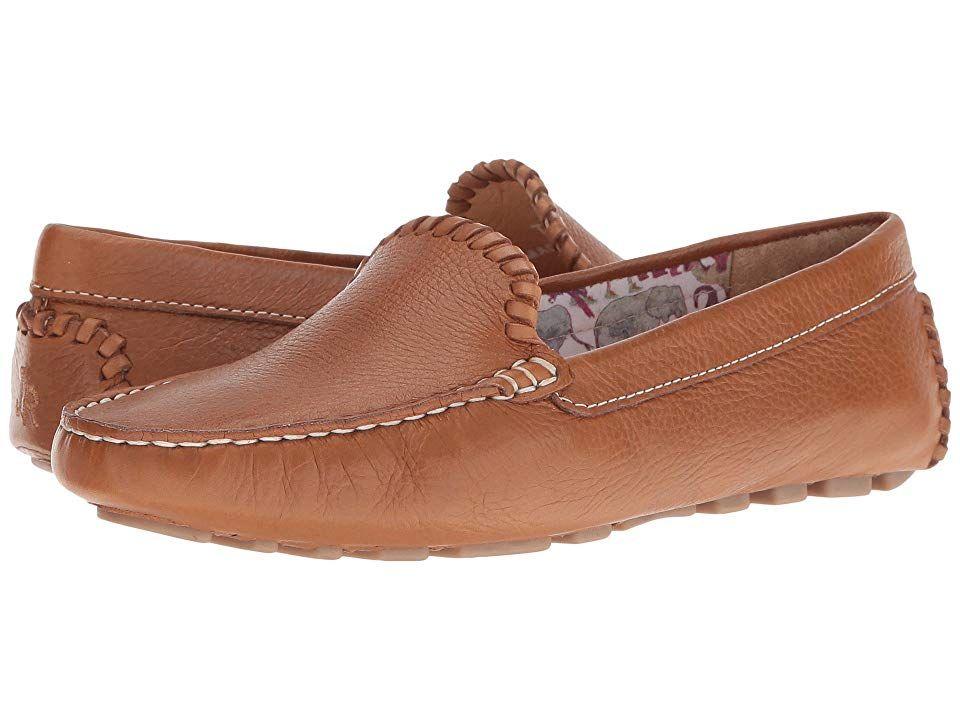 Jack Rogers Taylor Women's Flat Shoes Cognac Flat shoes