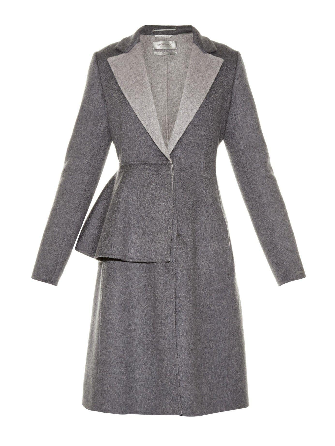 Medardo coat sportmax matchesfashioncom wardrobe women