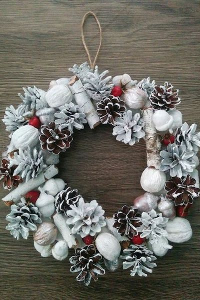 Photo of 26 DIY Christmas Wreaths For the Most Festive Display On the Block