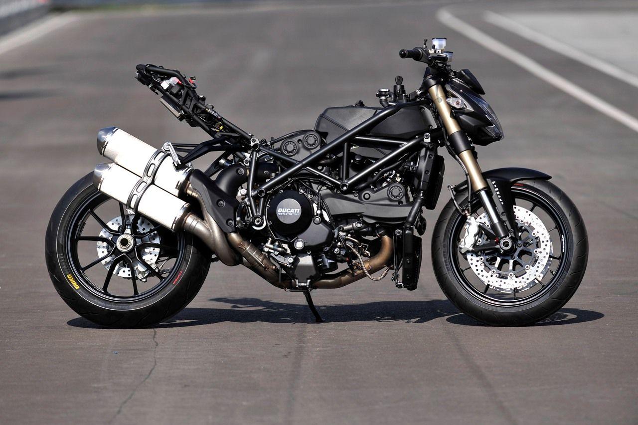 Ducati Streetfighter 848 Nu
