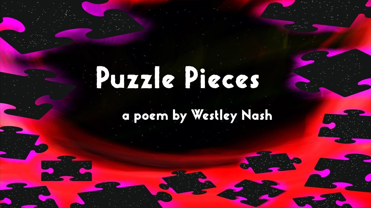 Puzzle Pieces (an inspirational philosophy about finding
