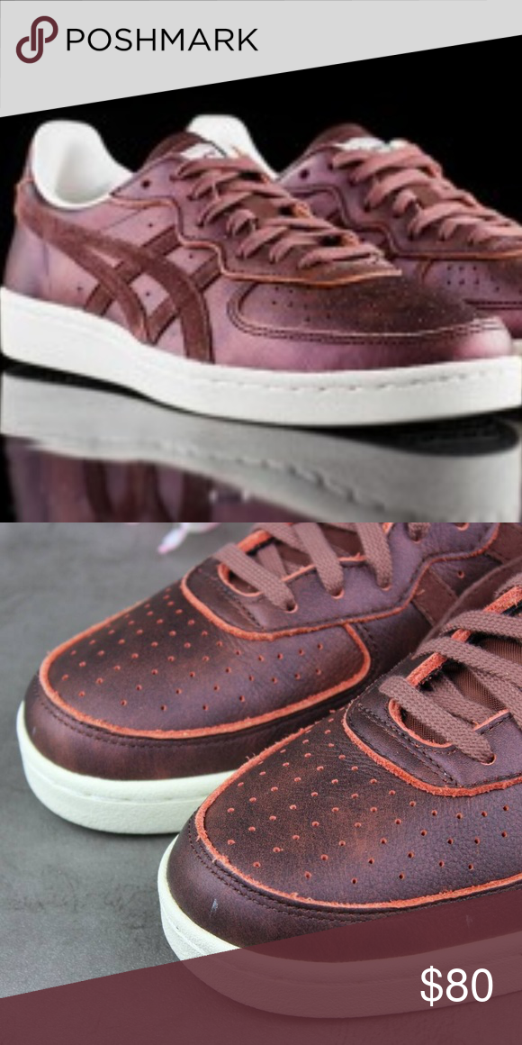info for 26fc0 30b4f Onitsuka Tiger GSM Sneaker ***NWOT*** -Leather upper -Rubber ...