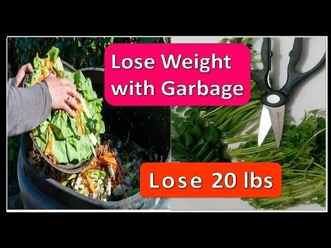 Lose 20 lbs weight with Garbage | Lose 20 lbs Weight | tried and tested | Easy weight loss tips - YouTube