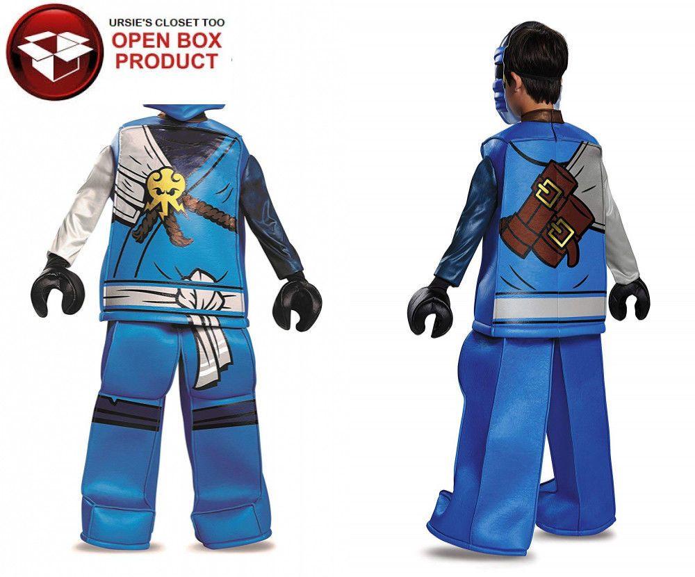 Jay Prestige Ninjago Lego Costume Small/4-6 #fashion #clothing #shoes  #accessories #costumesreenactmenttheater #costumes (ebay link…   Lego  costume, Costumes, Boys