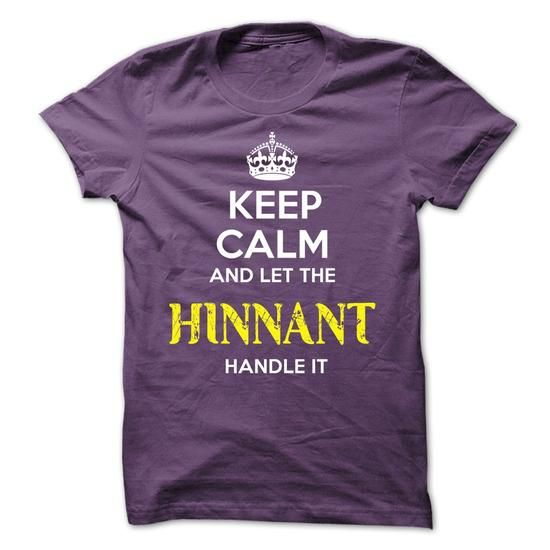 HINNANT - KEEP CALM AND LET THE HINNANT HANDLE IT - #swag hoodie #cheap sweater. THE BEST => https://www.sunfrog.com/Valentines/HINNANT--KEEP-CALM-AND-LET-THE-HINNANT-HANDLE-IT-52589887-Guys.html?68278