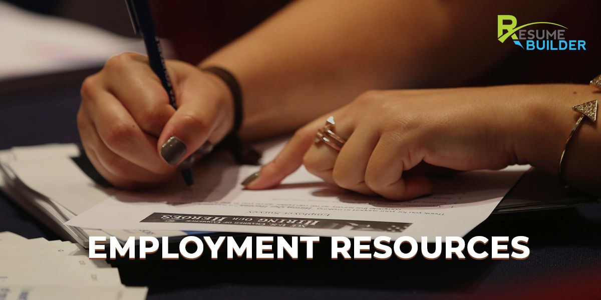 pin by resume builder on employment