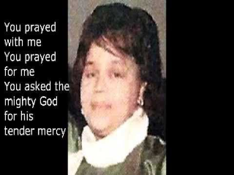 Mother Dear    Missionary Mamie Bolden Kelley My Loving Wonderful Mother Dear One of God's Great Designs
