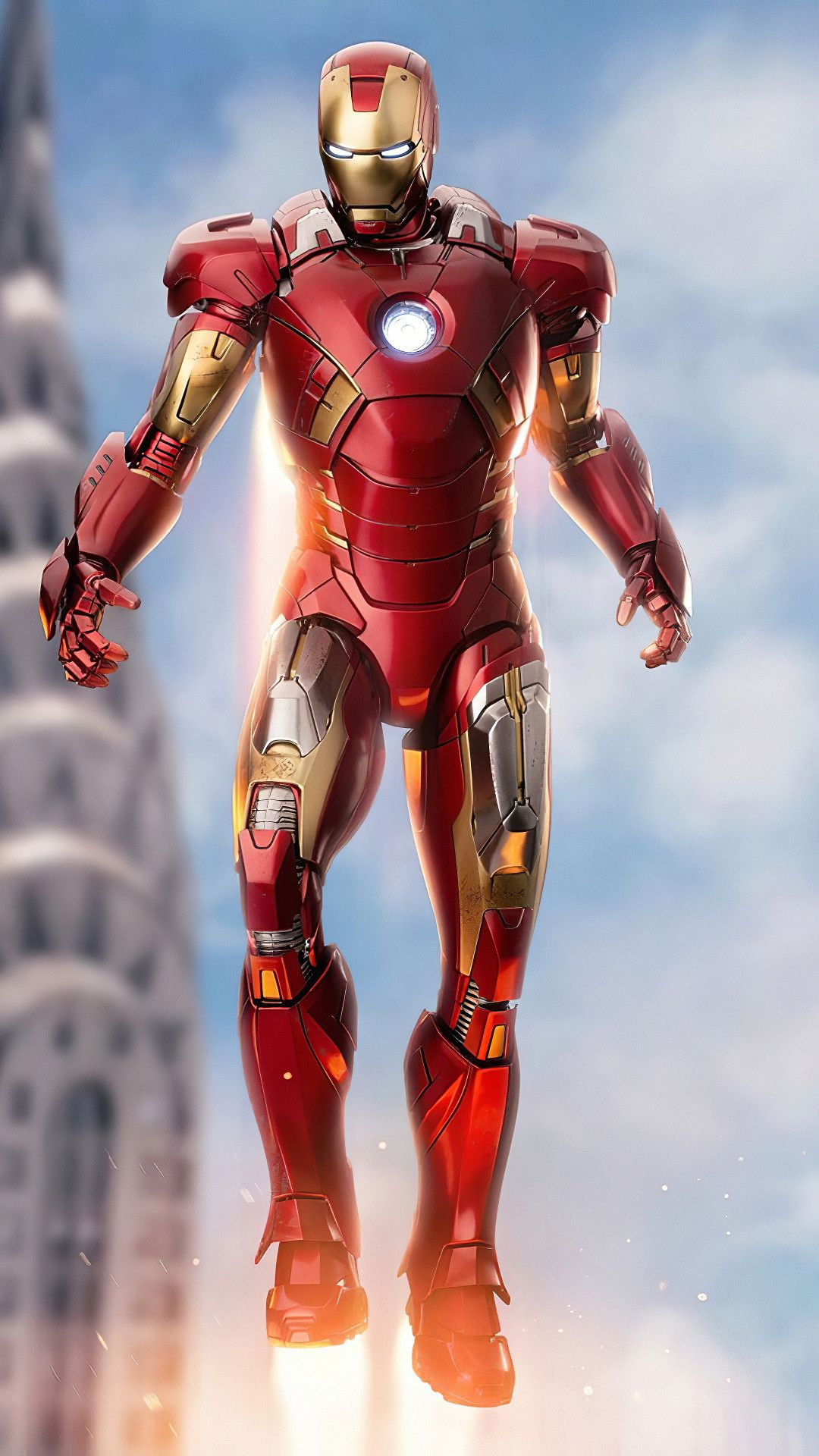 Iron Man New2019 Mobile Wallpaper (iPhone, Android
