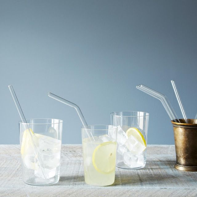 Glass Straws (Set of 4) on Provisions by Food52