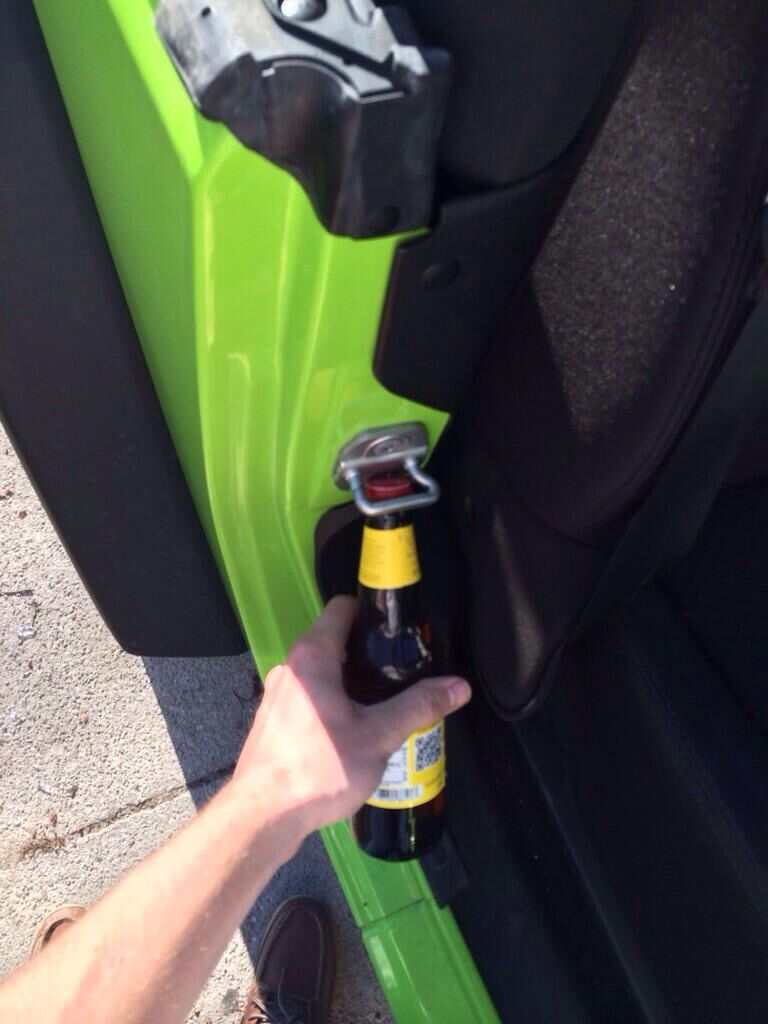 Bottle Opener Jeeps Serve Many Purposes Jeep Accessories Jeep